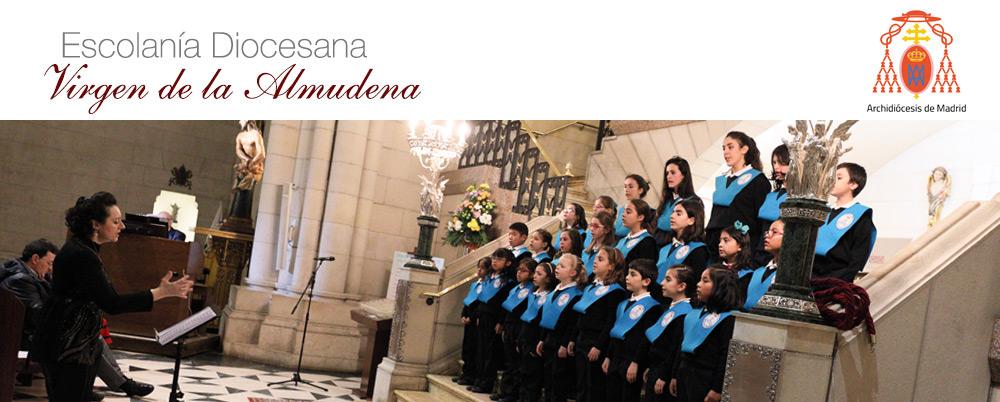 Escolania Diocesana Virgen de la Almudena